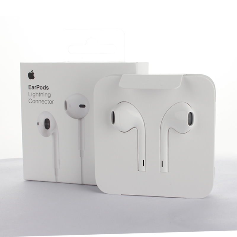 new styles a009e 0d2ab Earphone For iPhone 7 & 7 Plus - White