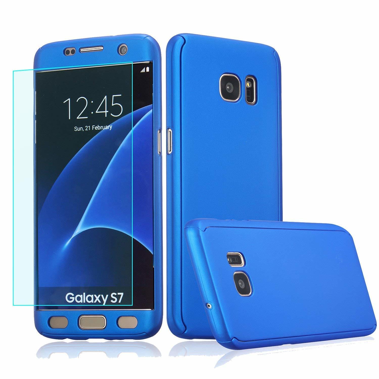 online store c73c4 b434b Samsung Galaxy S6 Edge Plus 360 Full Body Protection Case