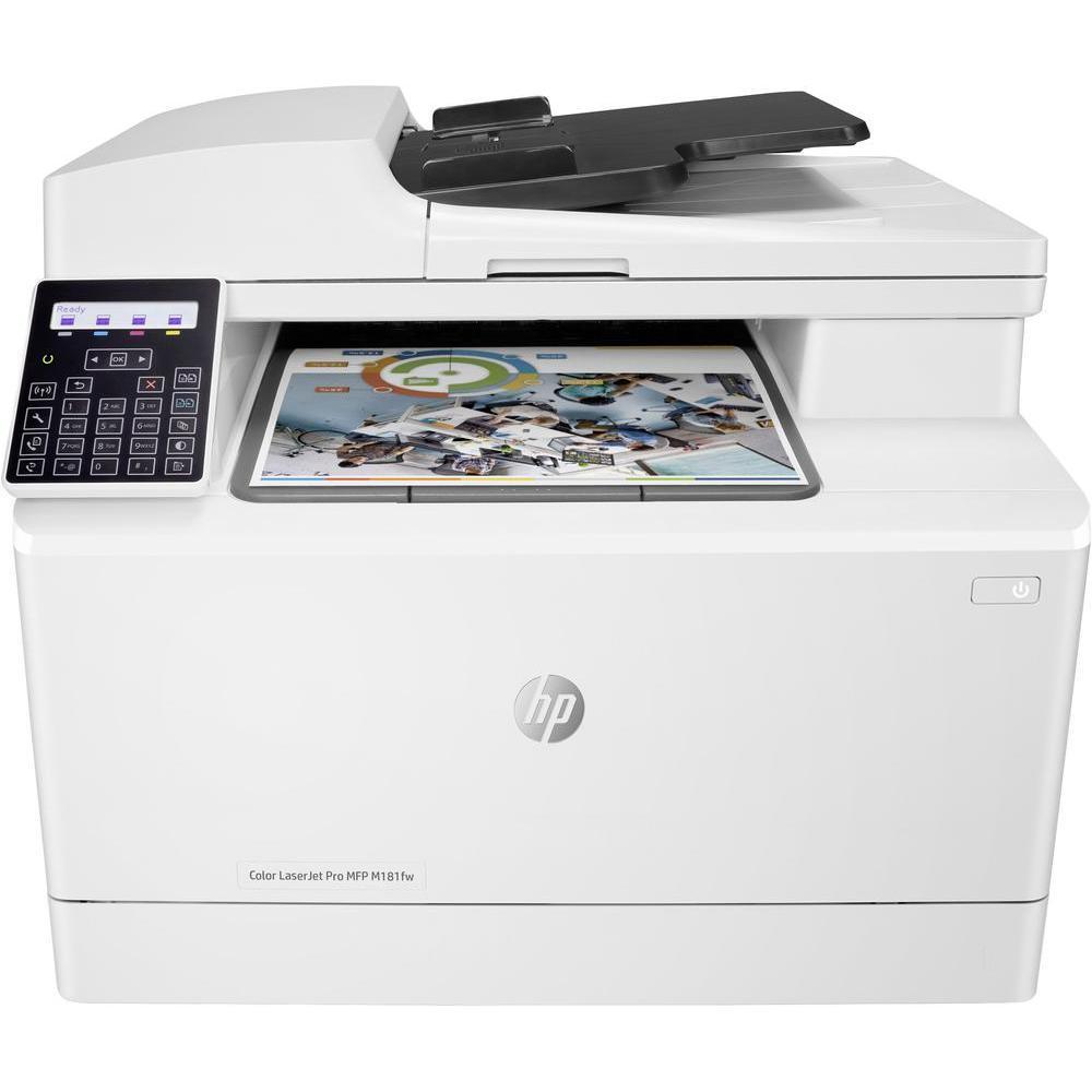 HP Color LaserJet Pro MFP M181fw Colour laser multifunction printer A4