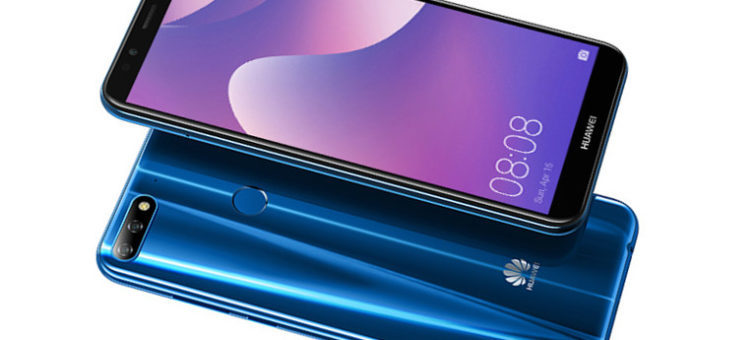 Image result for Huawei Y7 Prime 2018