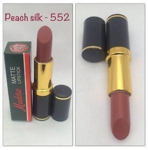 Image result for Medora Lipstick - Matte Peach Silk 552