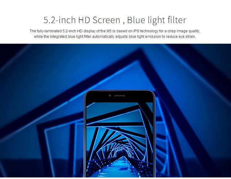 Image result for Meizu M5 Black