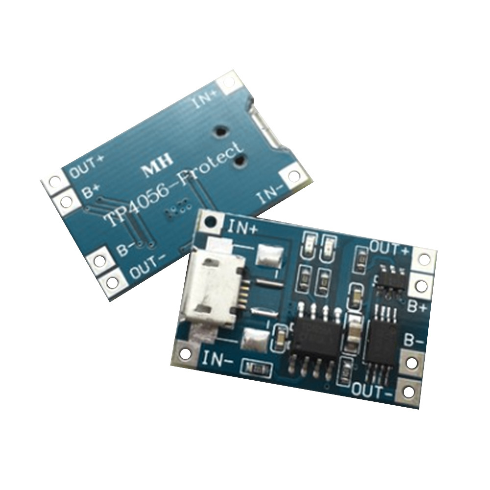 2pcs 5V 18650 Lithium Battery Power Charging Boards Charger Module  Electronics