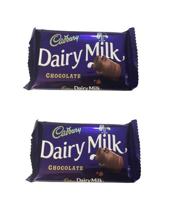Pack of 2 - Dairy Milk Chocolate