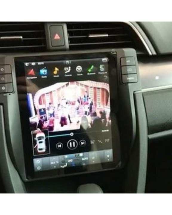 HONDA Civic 16-17 DVD System - Tesla Style