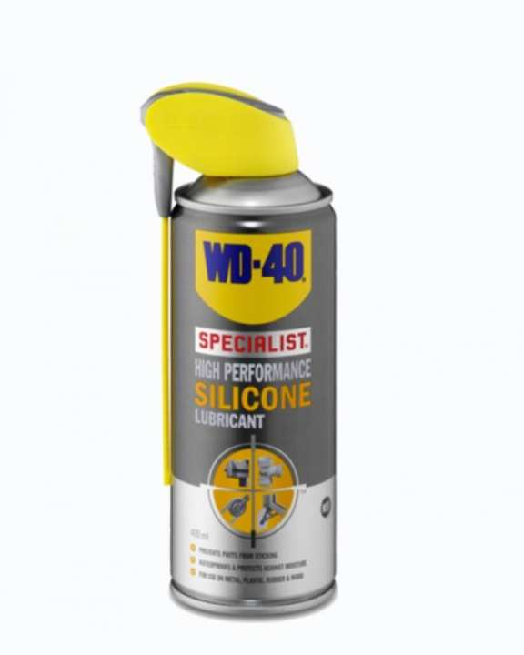 WD40 Specialist Silicone Lubricant - 400ml