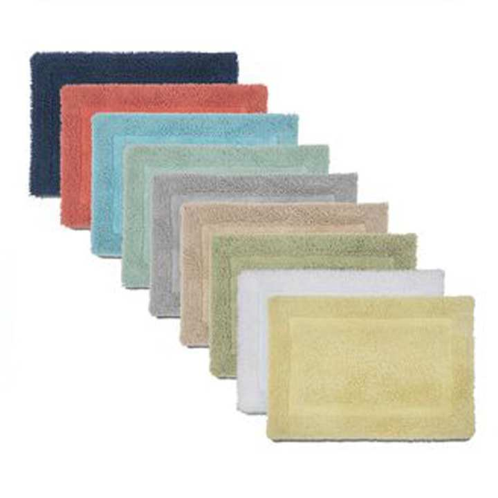 Pack Of 2 Luxury Bath Mat
