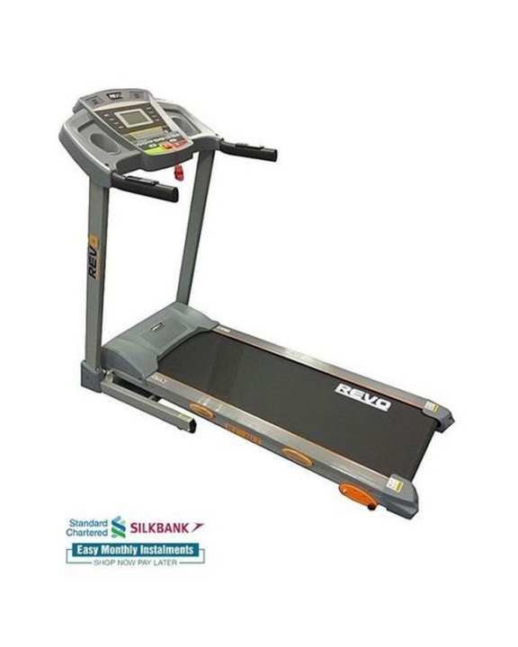 Treadmill - RT101 - Grey & Orange