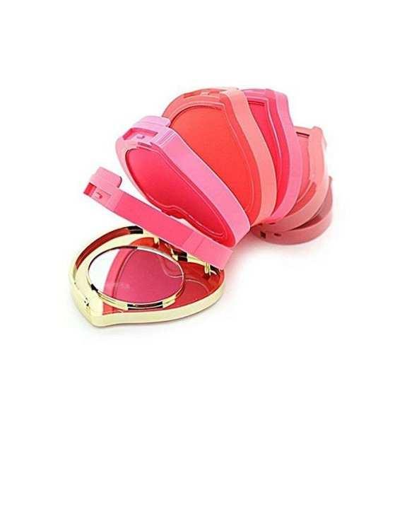 Romantic Beauty 5 In 1 Blush-On Kit Multi Colour