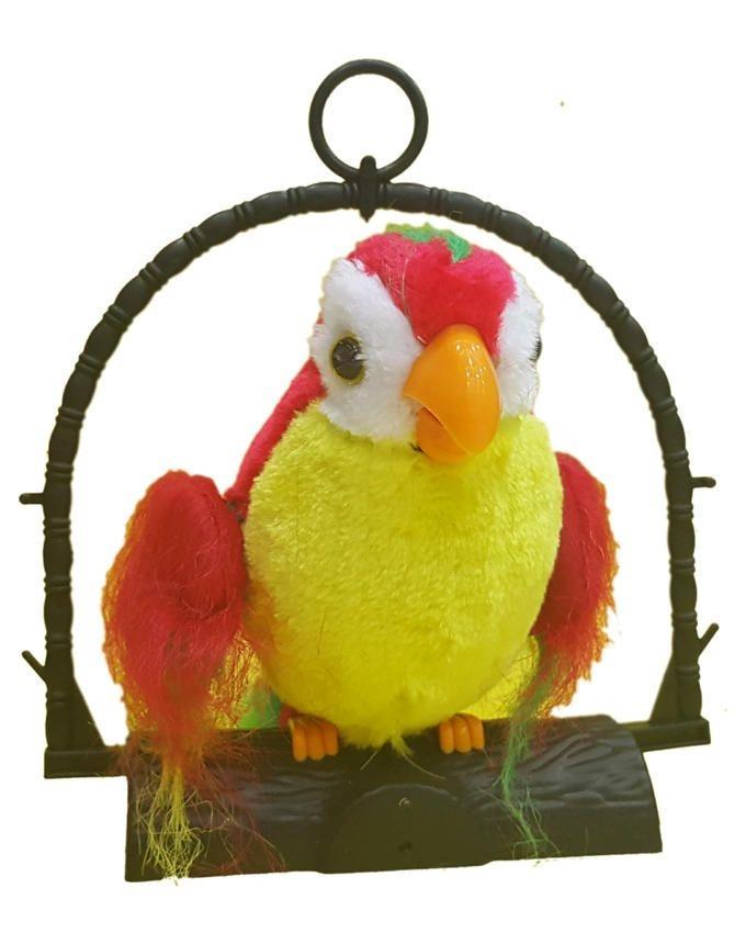 Talk Back Parrot - Multi Color