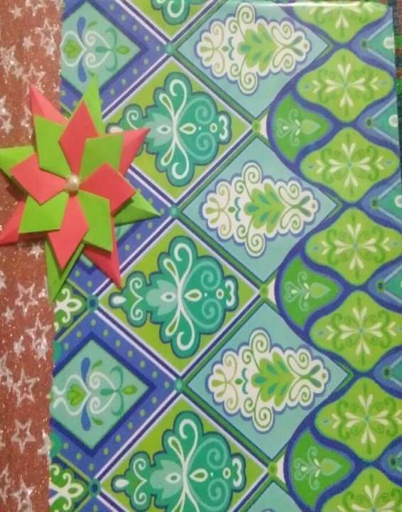 Gifts - Photo Album/Scrap Book - Green