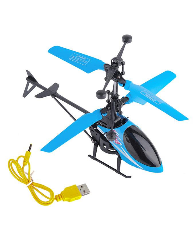 Flying Helicopter with Palm Sensor – Rechargable
