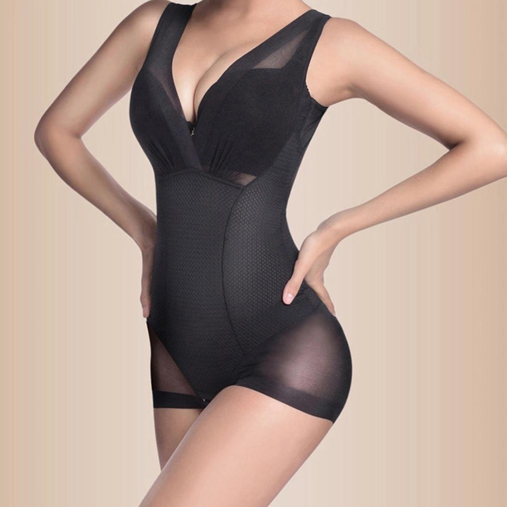c6583874672 Seamless Womens Breathable Body Slip Underbust Shapewear Full Body Cincher  Buy  Online at Best Prices in Pakistan