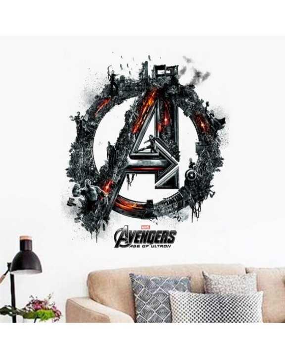 Avengers Wall Sticker