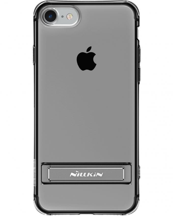 Crashproof Back Case for iPhone 7 - Grey