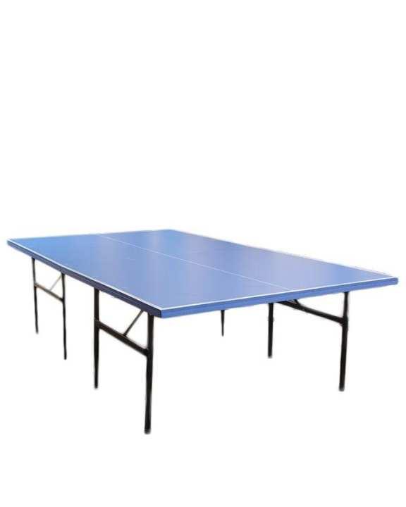 Table Tennis - Foldable - Blue