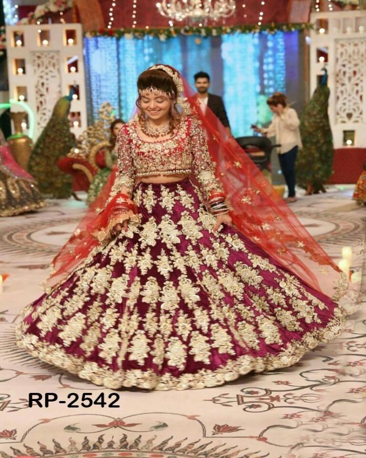 Buy New Collection Bridal Dress At Best Prices Online In Pakistan