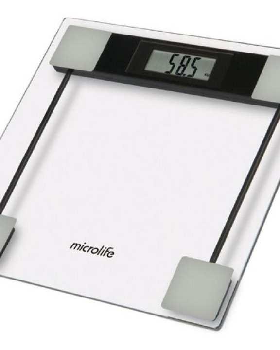 Microlife Microlife Digital Weight Scale Glass Body WS 50 Switzerland