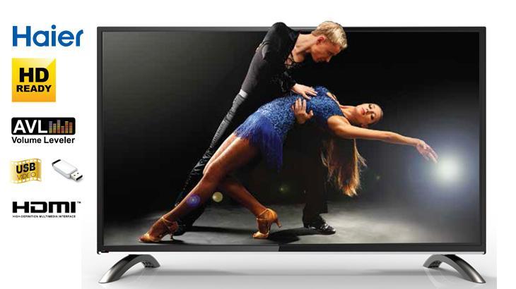 Haier - HD LED TV LE32K6000 - 32