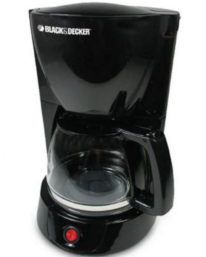 DCM-600-B5 800-Watt - 10 Cups Coffee Maker - Black