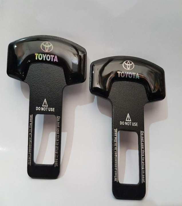 Seat Belt Buckle - Toyota