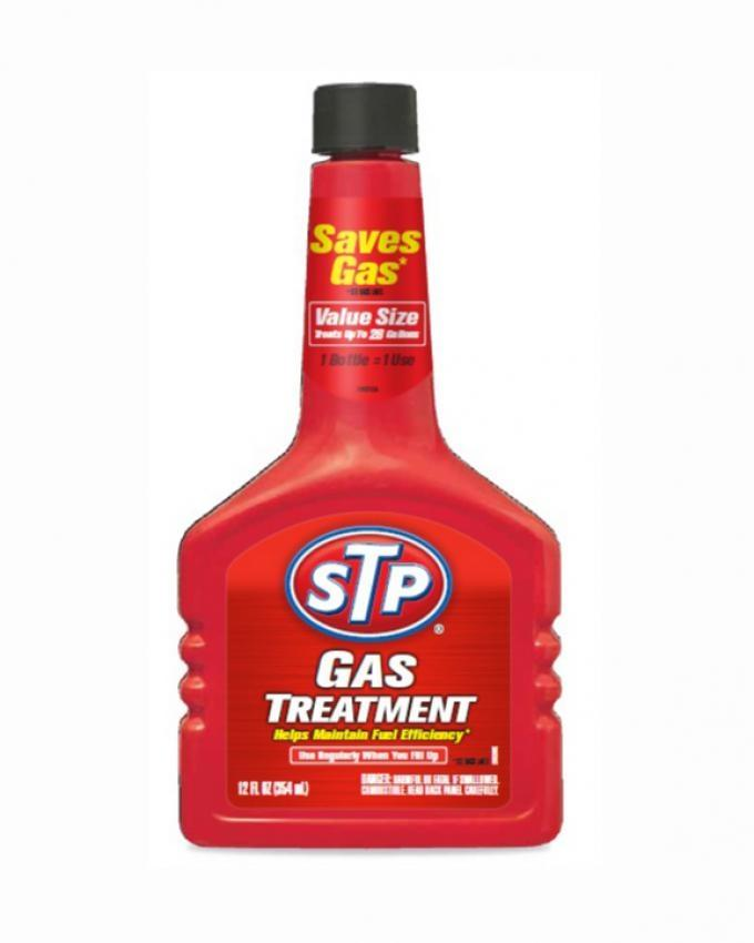 Gas Treatment - 12 Oz