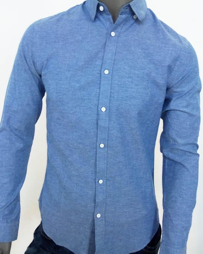 5834eceb Zara Man Casual Shirt SLIM FIT