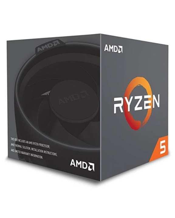 Ryzen 5 2600X Processor With Wraith Spire Cooler - Yd260Xbcafbox