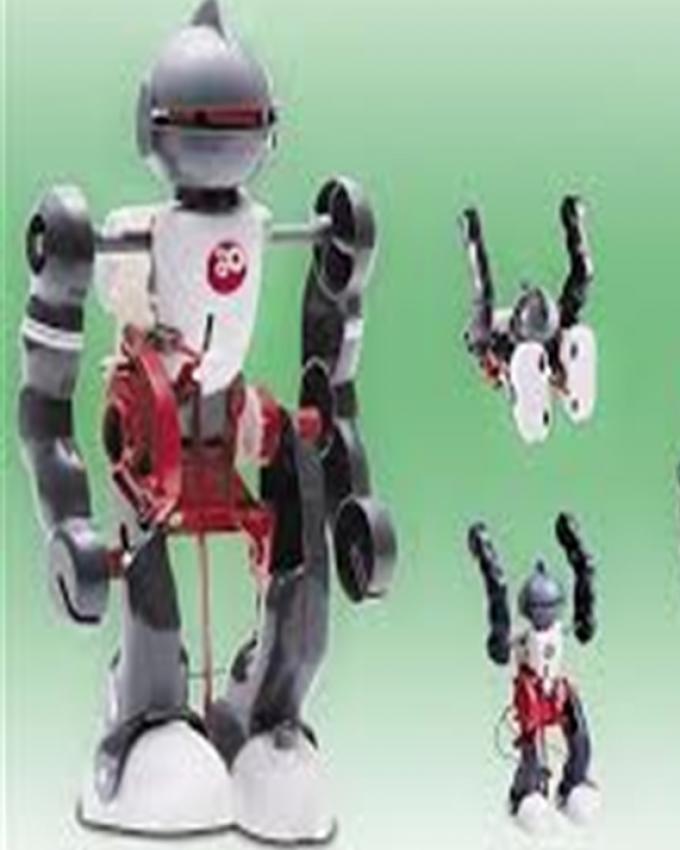 Diy Electric Tumbling Robot 3-Mode Robot