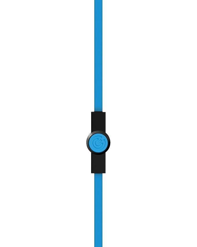 In-Ear Headphones - AirPlug 100 - Neo Cyan