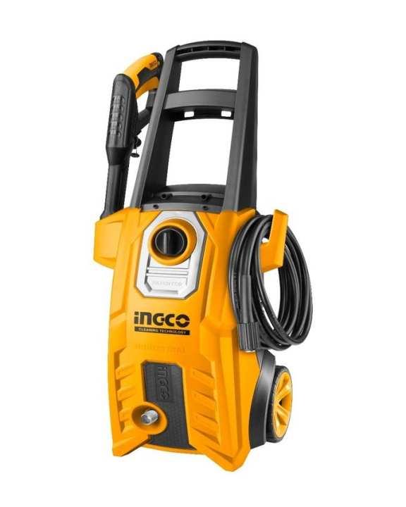 1x Ingco High Pressure Washer - 150Bar 1800-Watt