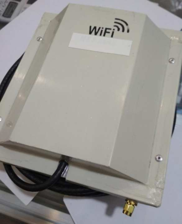 2.4GHz 12dBi Outdoor Directional Antenna with 60ft wire