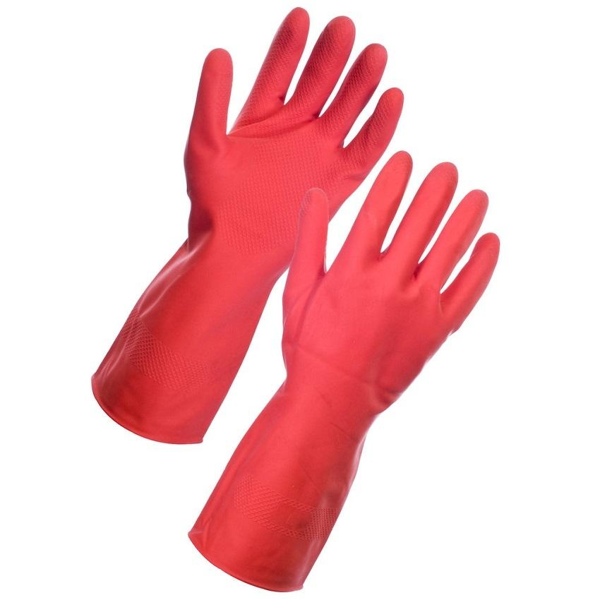 Pack of 2 - Water Block Gloves - Red
