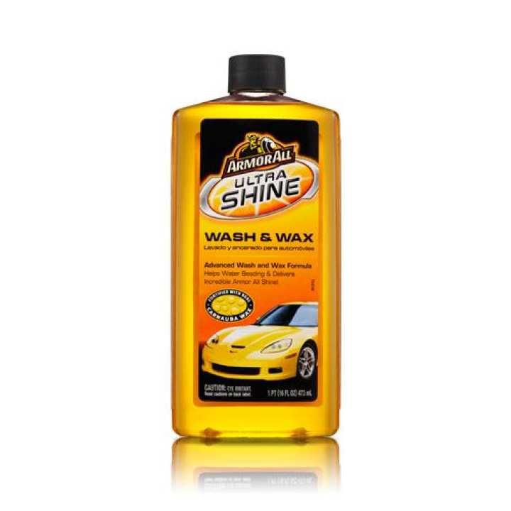 ULTRA SHINE WASH & WAX