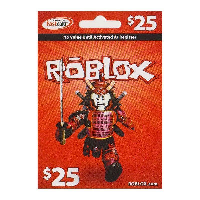 Roblox - ROBLOX $25 Game Card