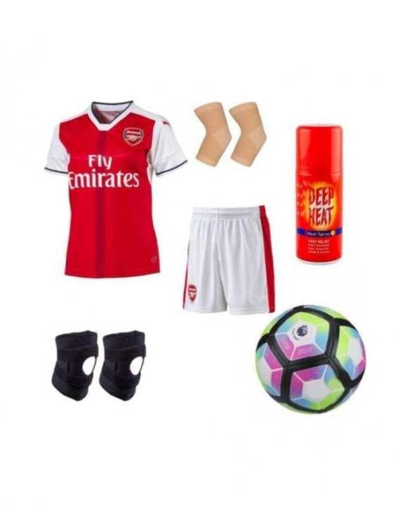 Pack of 6 - Football Kit