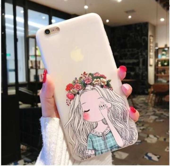 IPhone X cover- Cute attitude girl 3D Standard quality Cover