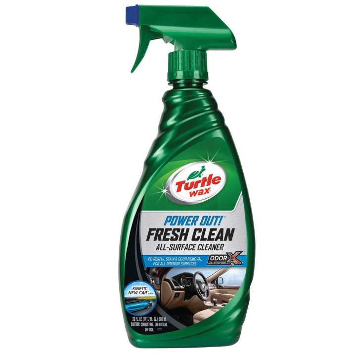 Turtle wax Power out fresh clean all purpose surface cleaner