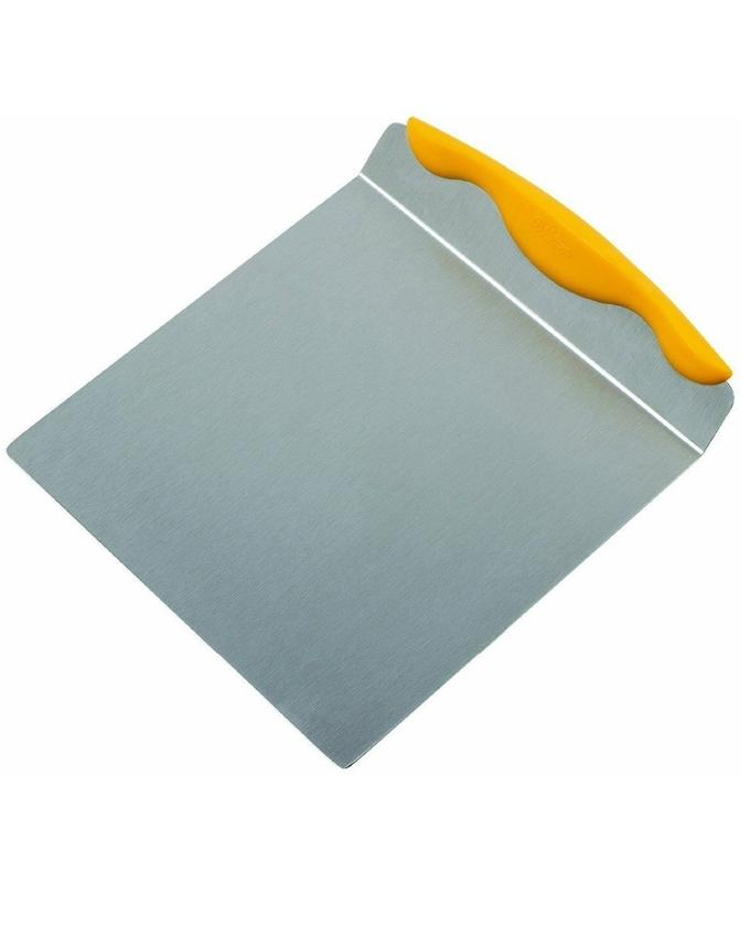 Cake Lifter - Silver & Yellow