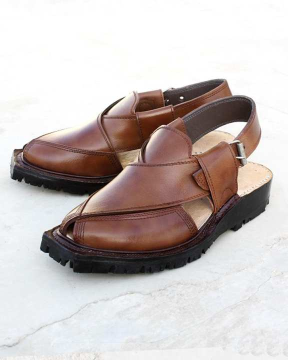 Original Pure Leather Sandal CS-110