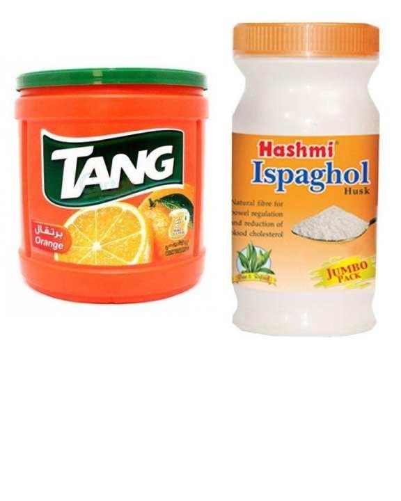 Pack of 2 1kg Tang & Hashmi Ispaghol