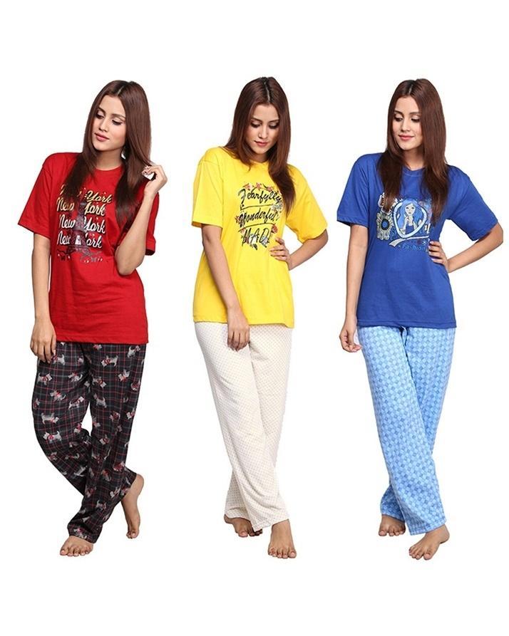 d3ecf9ce145cb8 Buy Nighty Dresses   Suits   Best Price in Pakistan - Daraz.pk