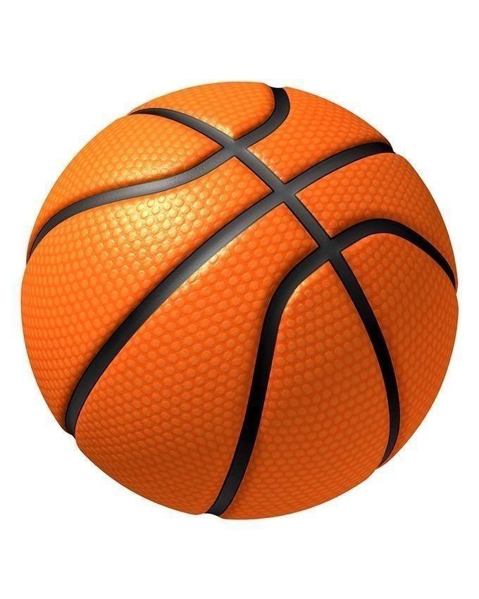 Basket Ball - Orange
