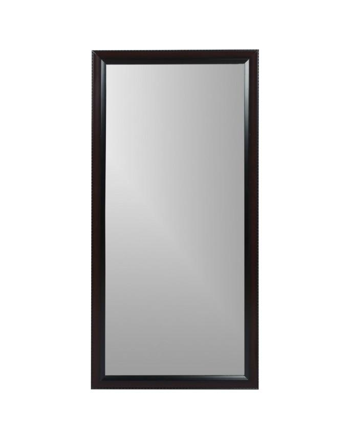 Premium Quality Wooden Mirror Brown