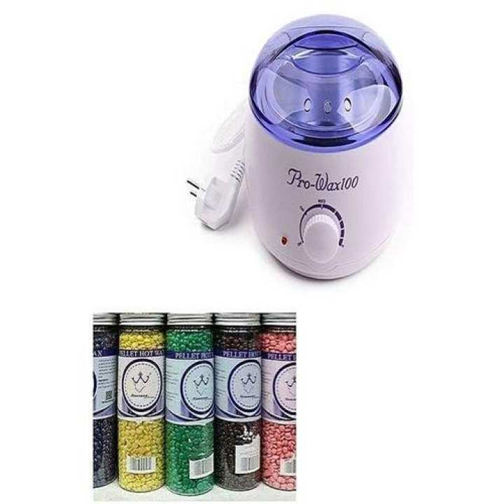 Heater And Warmer With Konsung Wax Beans Jar 400 Gm