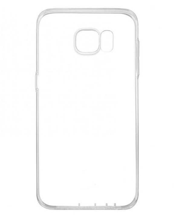 Back Case For Samsung Galaxy S7 Edge - Transparent