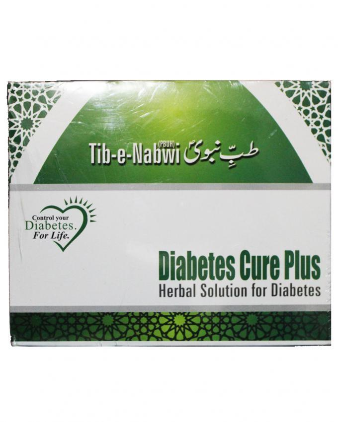 Tib-e-Nabwi Diabetes Cure Plus