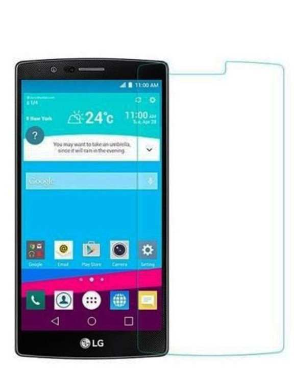 Tempered Glass Protector For G4 - Transparent