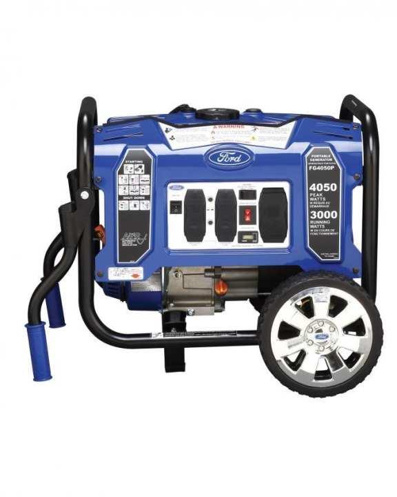 FG4050P - 3.5 KVA - 3500W - Peak Portable Gas Generator