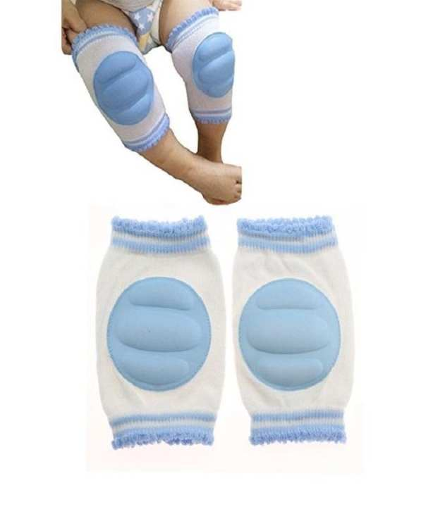 Blue - Baby Knee Pads